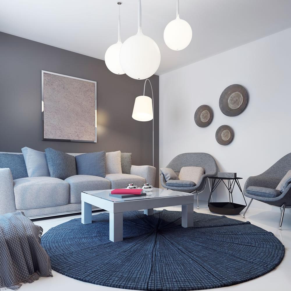 室內設計師會根據許多的法則規畫他們的作品,這些法則包括:環境物理學(如利用日照與空氣等條件)、建築學、美學、人因工程學與人類的慣性及習俗等。